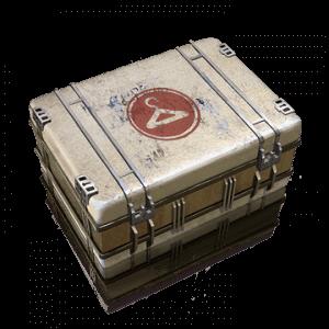 Pioneer Crate