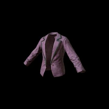Women s Tuxedo Jacket (Purple)  970eacb2bf