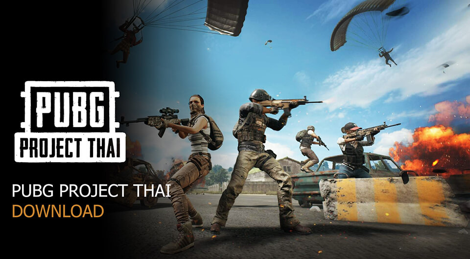 Pubg Intel Hd Graphics 4000: PUBG Project Thai: Download On PC