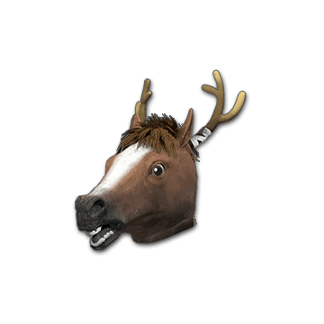 Horse Head Mask Transparent