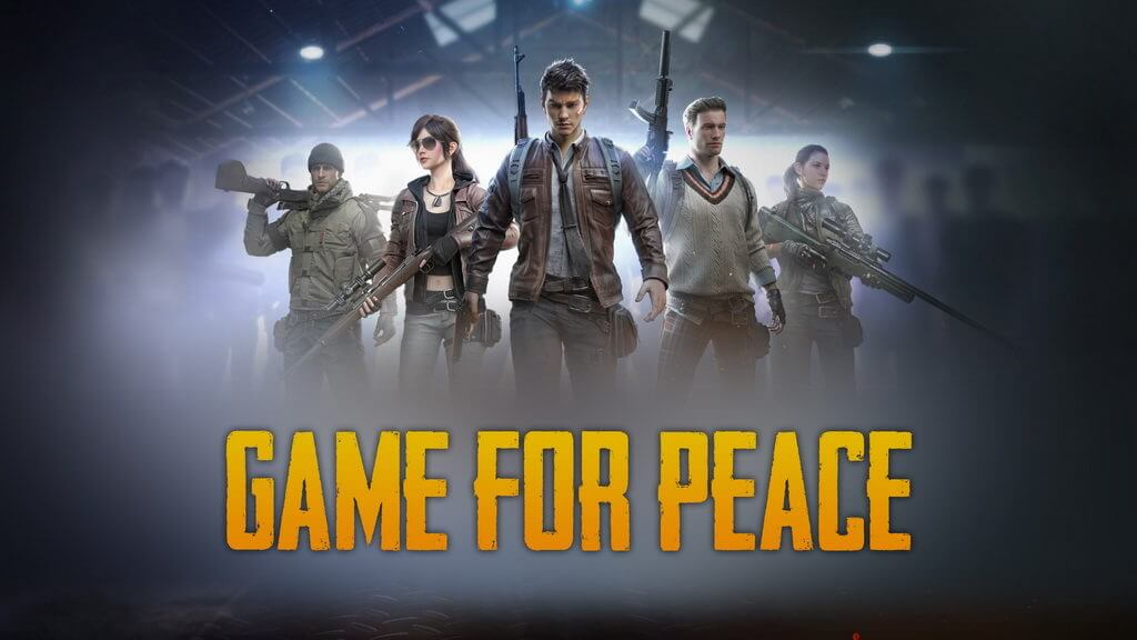 Game for Peace - Download on Android, iOS and PC | 24Items
