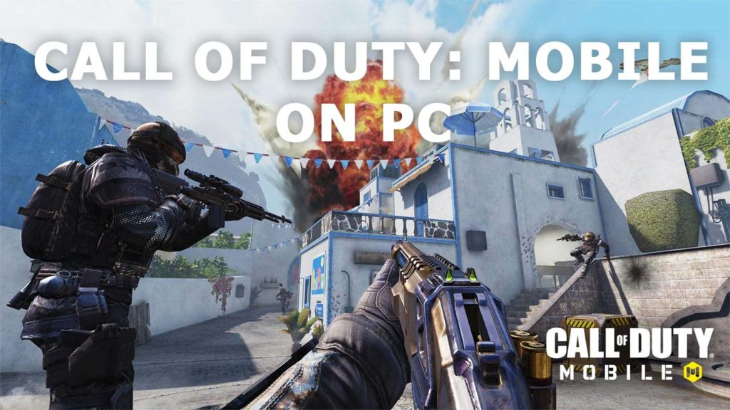 Call of Duty Mobile on PC Gameloop