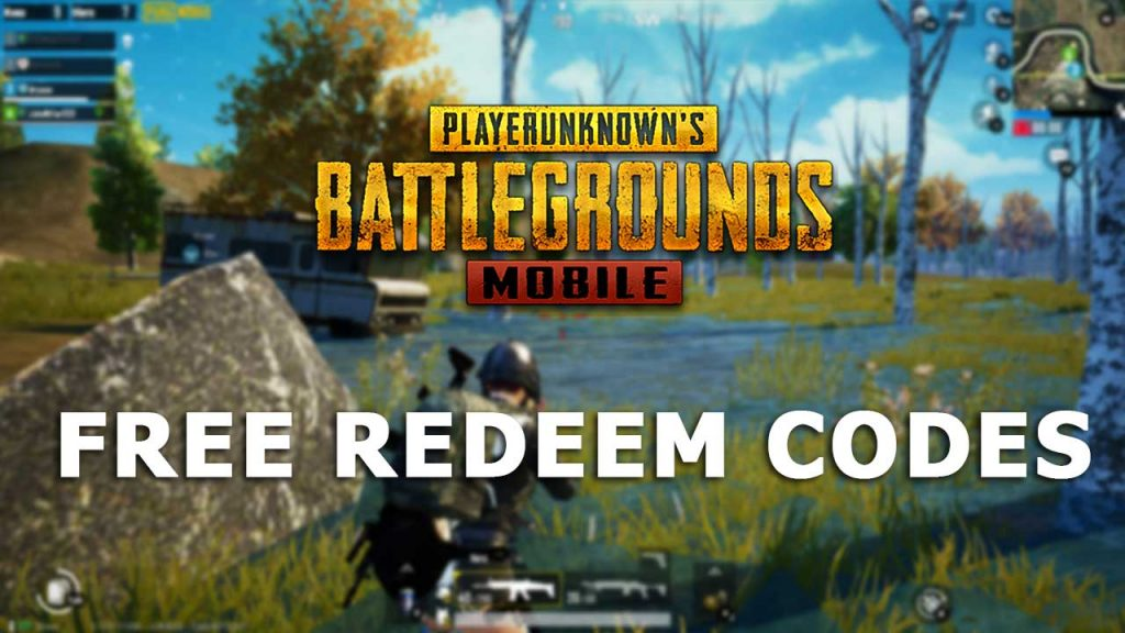 Redeem Codes for PUBG Mobile in 2020